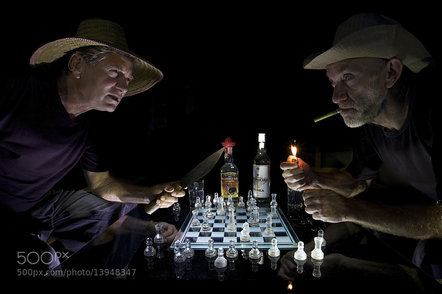 Photograph A bad move by john spies on 500px