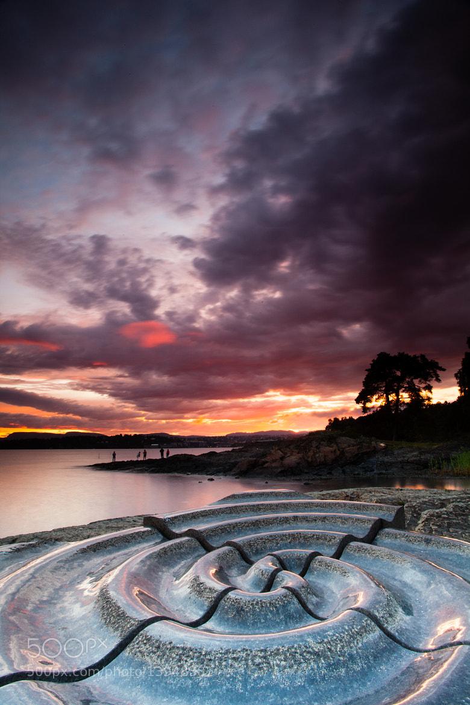 Photograph Tsunami Monument by Lars Øverbø on 500px