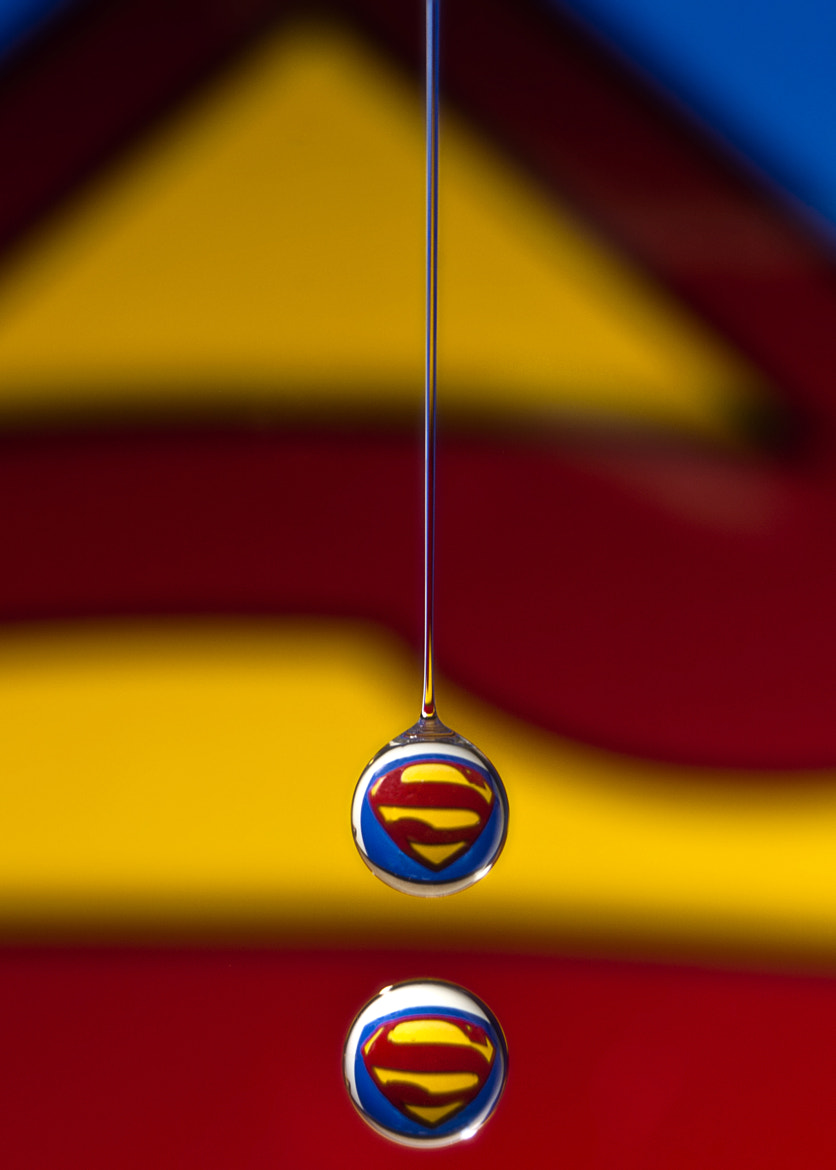 Photograph Superman by Dave Wood on 500px