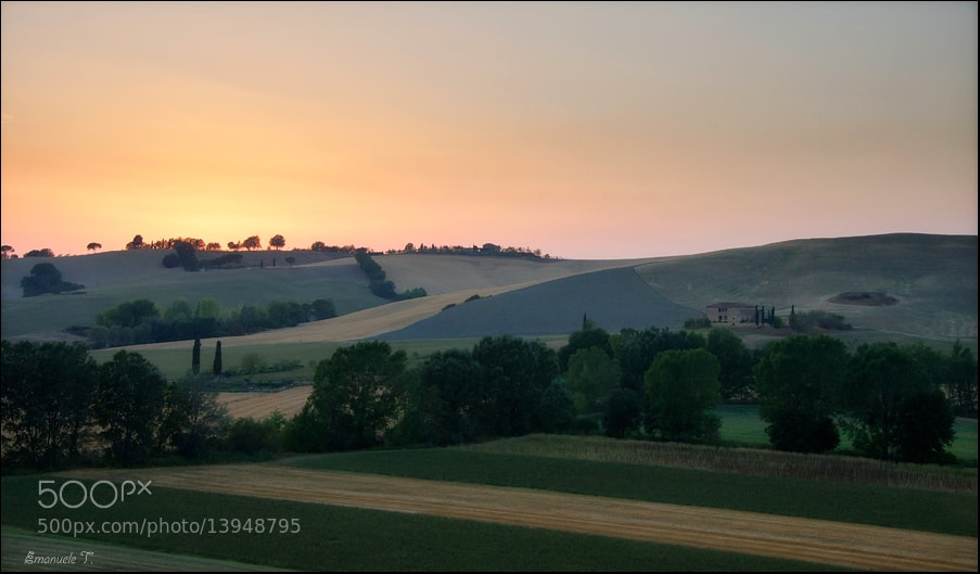 Photograph Delicate sunset by Emanuele Torrisi on 500px
