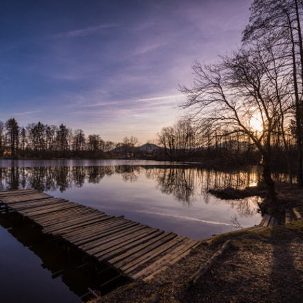 Bobovek lake