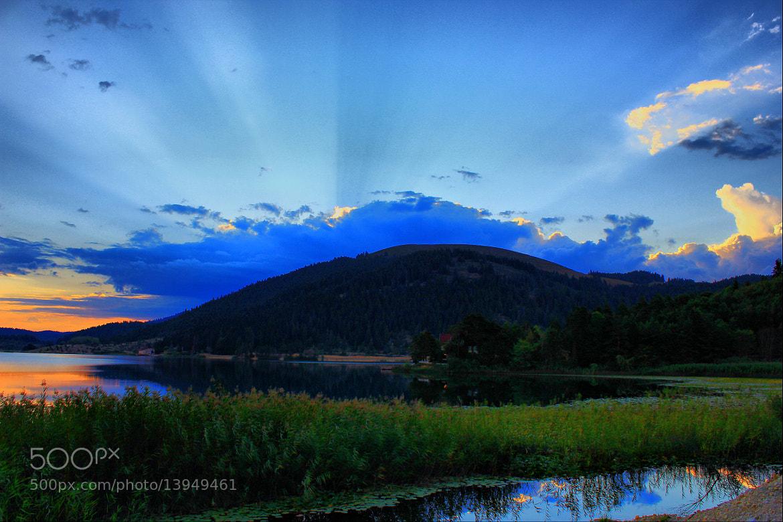 Photograph Abant Sunrise by zen free on 500px