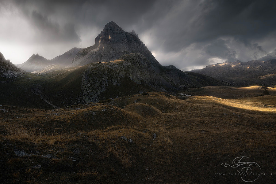 Ensorcelled by Darkness by Enrico Fossati on 500px.com