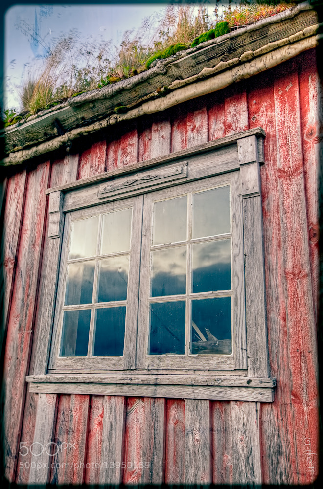 Photograph Antique Red by Helge Mortensen on 500px