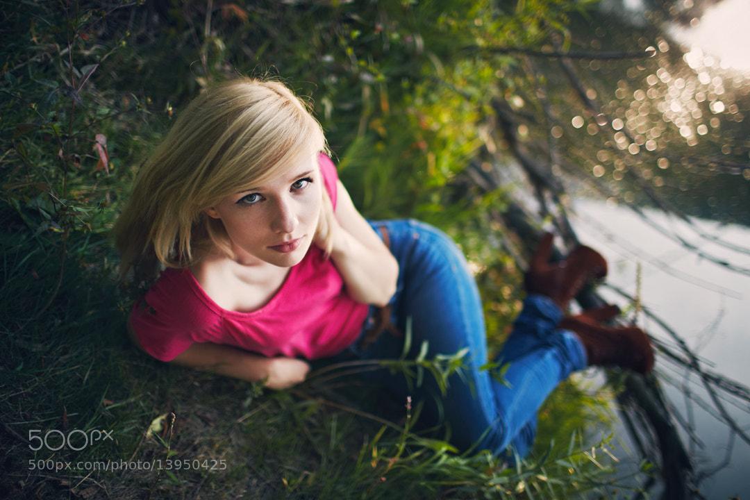 Photograph Kamila by Łukasz Walas on 500px