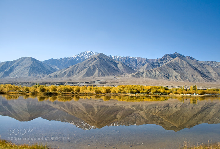 Photograph Pure Reflection by Jasvinder Singh on 500px