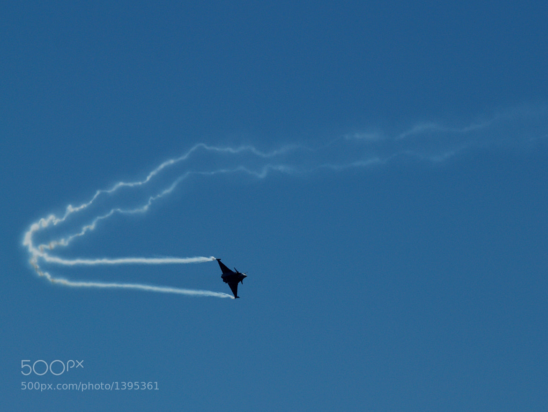 Photograph Dassault Rafale by Monique Ollivier on 500px