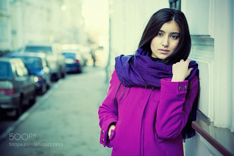 Photograph Adel by Nika Shatova on 500px