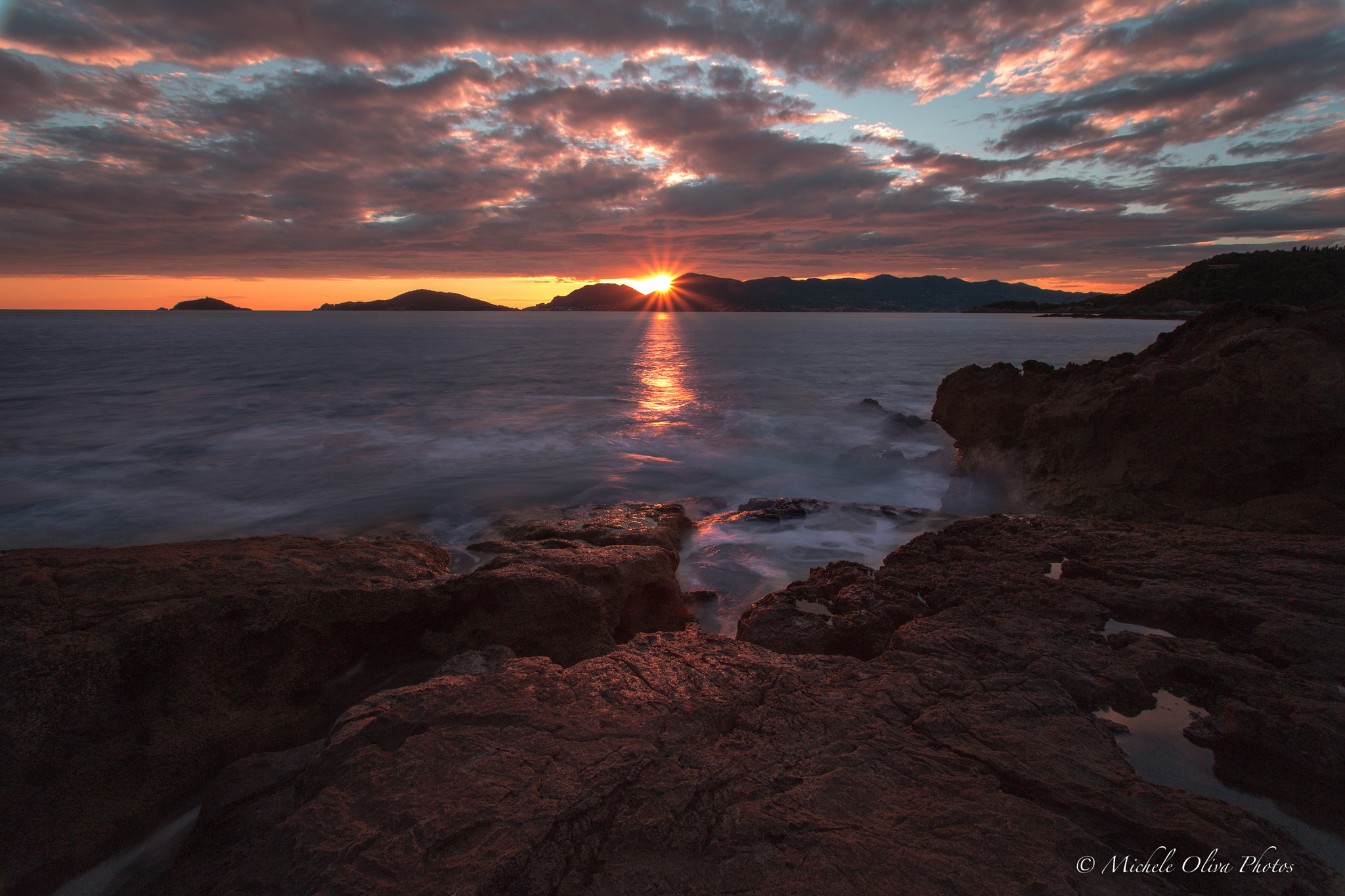 Photograph Sunset by Michele Oliva on 500px