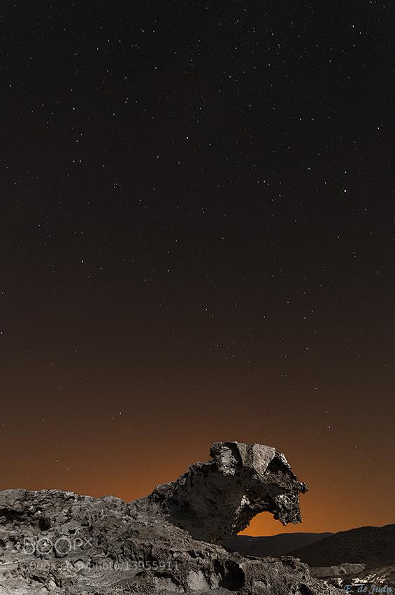 Photograph Moonscape 3 by E. de Juan on 500px