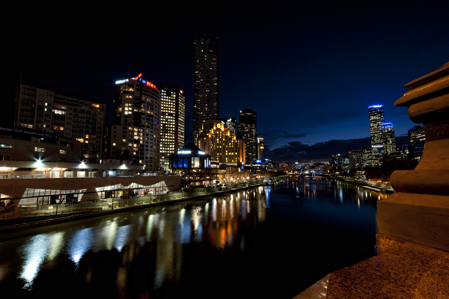 Photograph Melbourne Southbank by Mark  on 500px