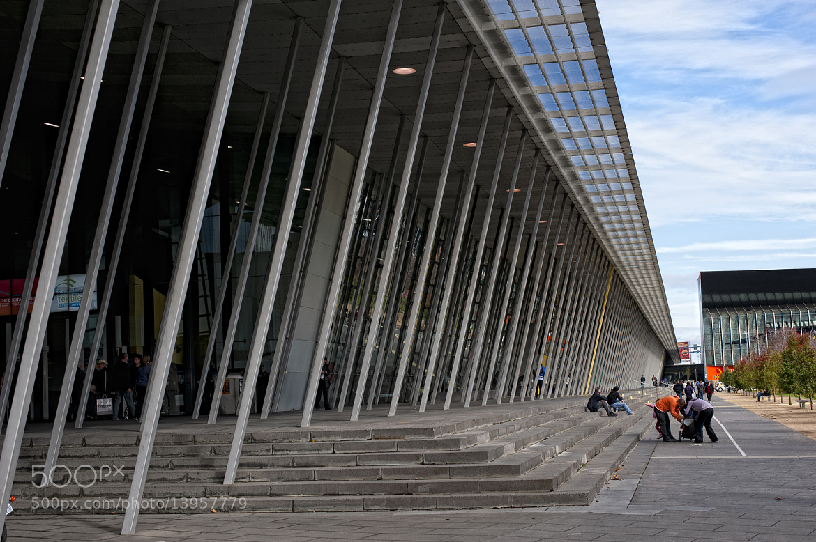 Photograph Melbourne Exhibition Centre by Mark  on 500px