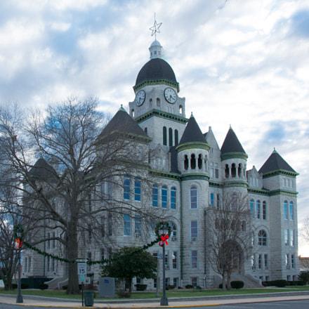 Jasper County Missouri Court House