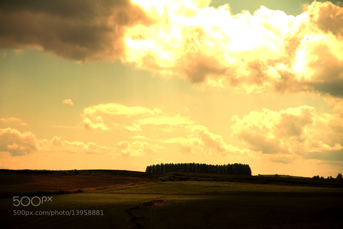 Photograph Nameless hill by Sorato 77 on 500px