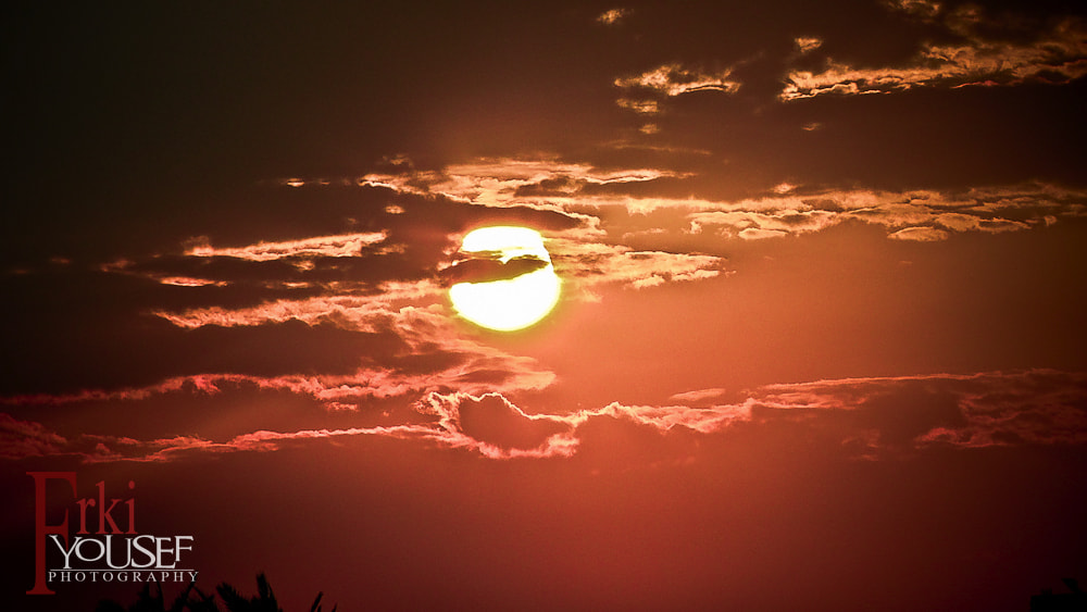 Photograph sunset  by Yousef Farki on 500px