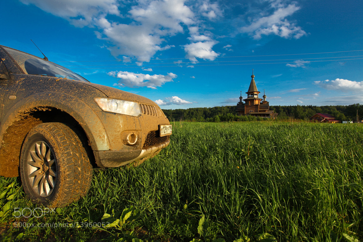 Photograph Russian Offroad by Andrey Shapenko on 500px