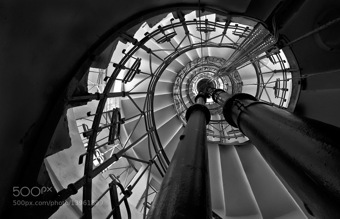 Photograph Inside the Water Tower by Csilla Zelko on 500px