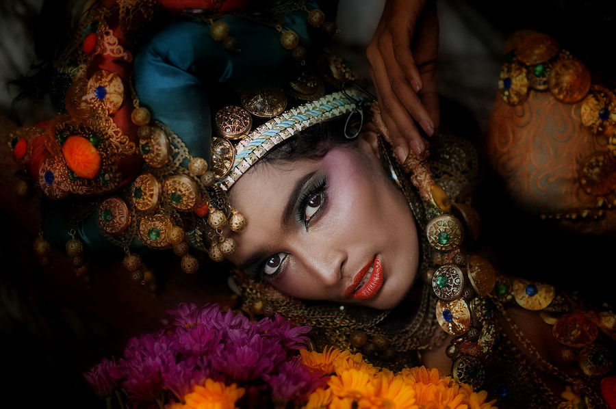 Photograph Smile of the Gipsy  by Faizal Besari on 500px