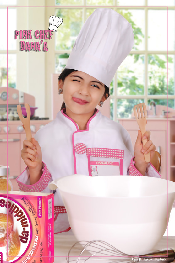 Photograph Chef Dana by Photographyat - Products Photography & Graphic Design on 500px