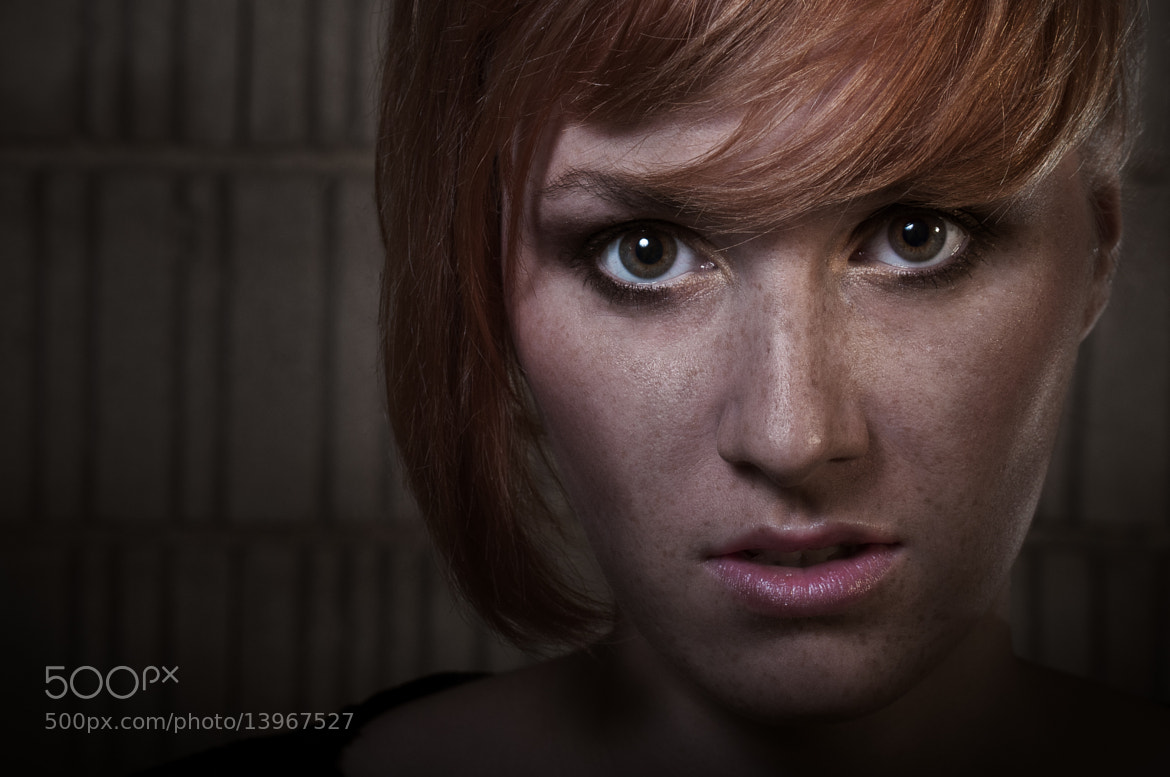 Photograph Camille by christopher soetaert on 500px