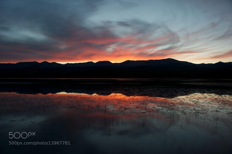 Photograph Hovsgol Lake, Mongolia by Fredrik Koerfer on 500px