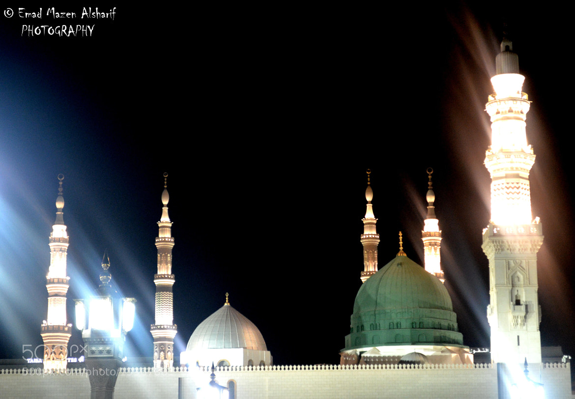 Photograph Prophet Mohammed Mosque by Emad Alsharif on 500px