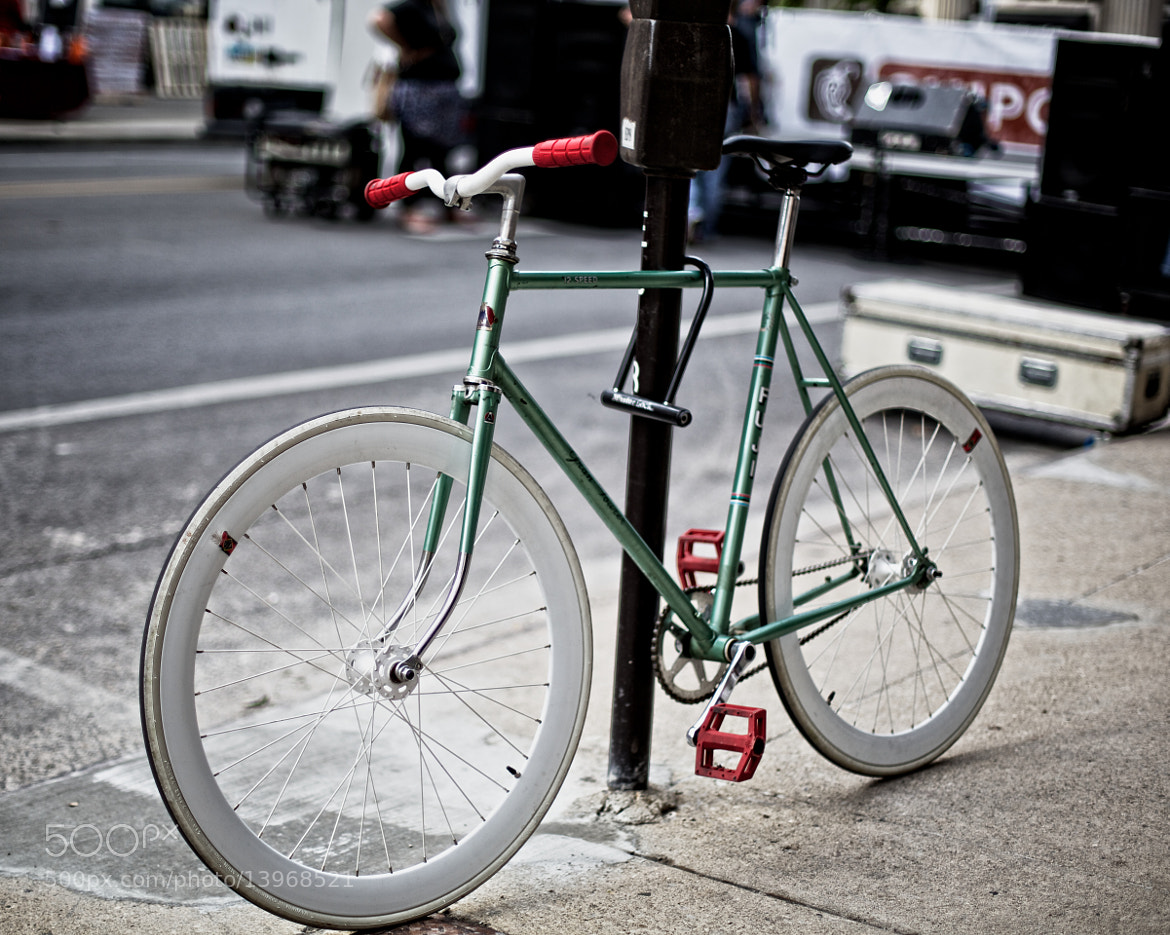 Photograph Fixie by Aaron Sheldon on 500px