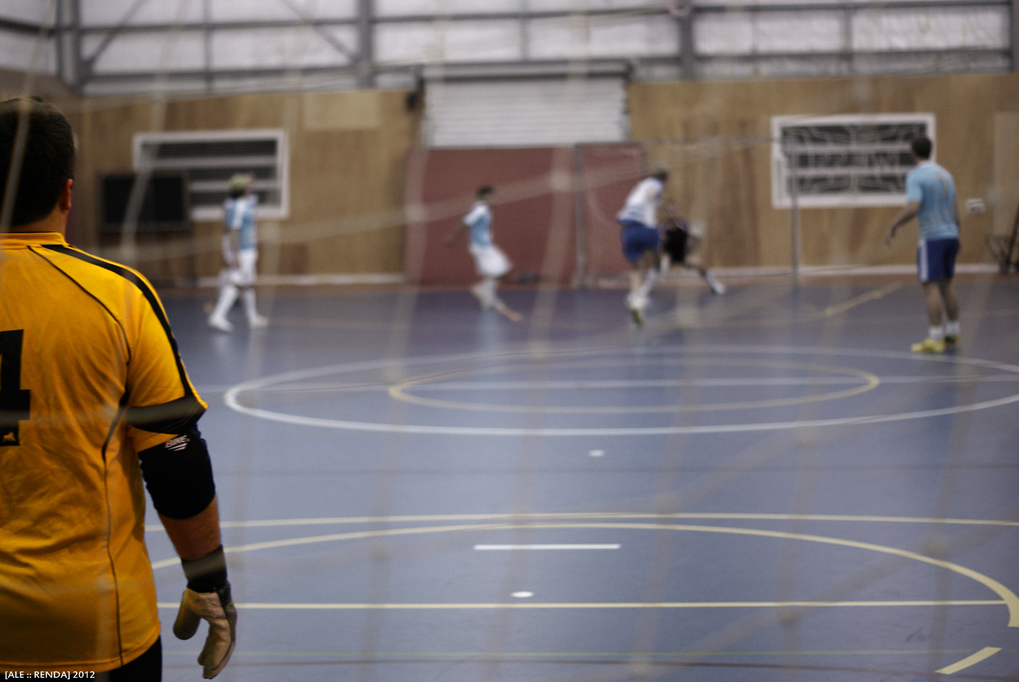 Photograph Futsal at West End by Alessandro Renda on 500px