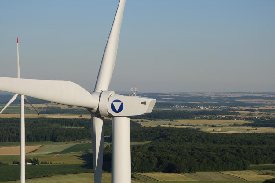 Wind turbine in Germany. Aerial view.DSC05233.JPG