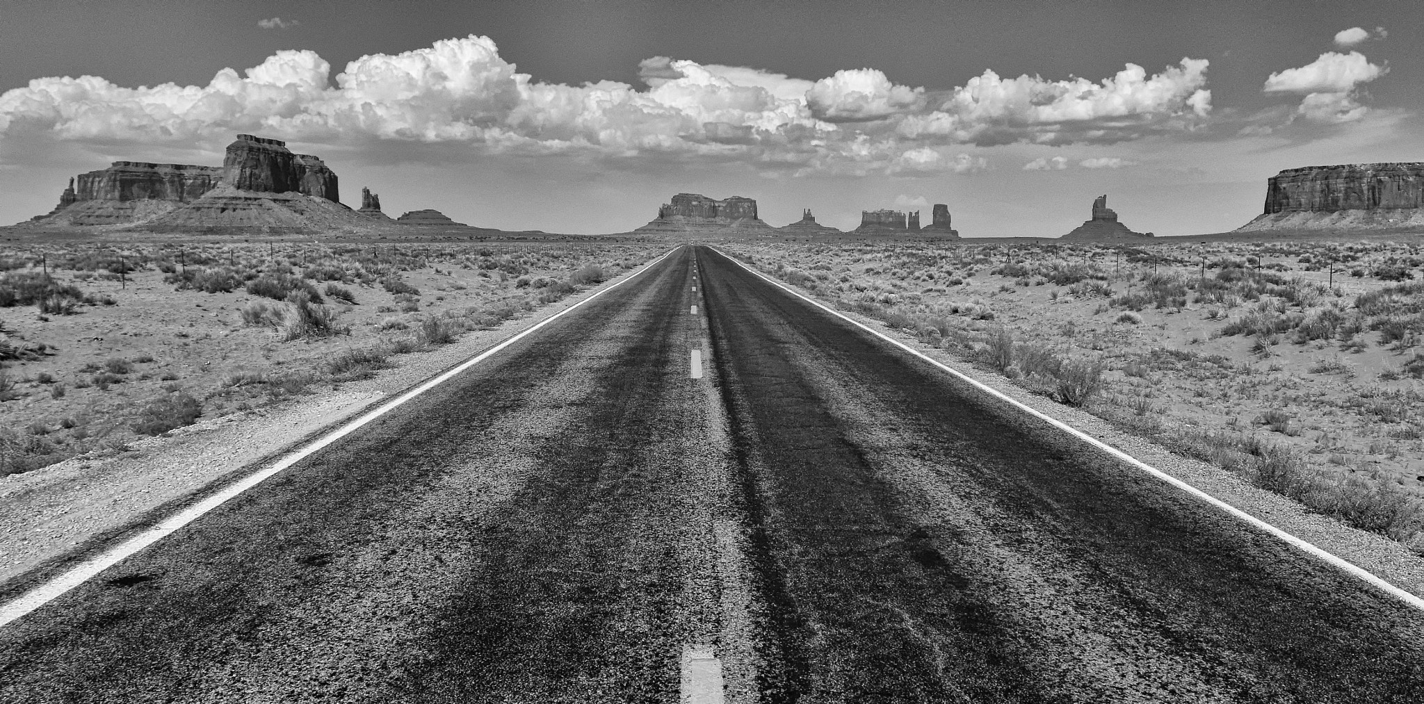 Photograph The Road to the Old West by Jeff Clow on 500px