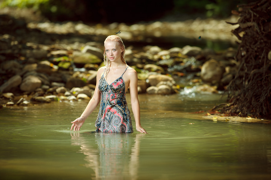 Photograph Watery by Vitaliy Timkiv on 500px