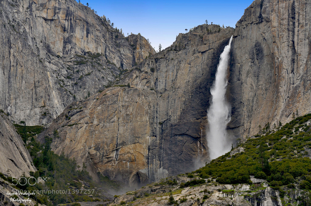 Photograph Yosemite Falls by Jaypee Verdaguer on 500px