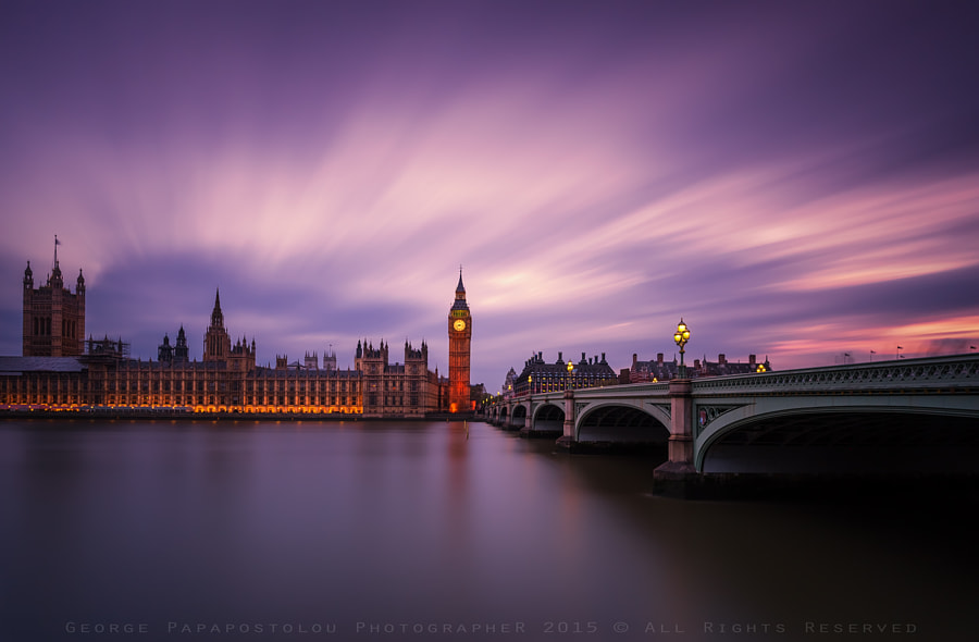 London!! by George Papapostolou