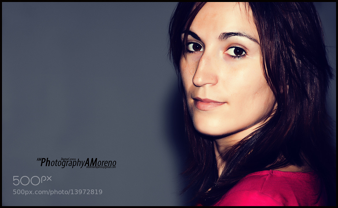 Photograph Retrato: Virginia S. Martinez by Alberto M. Moreno  on 500px