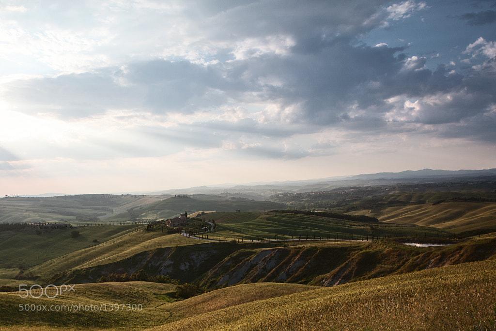 Photograph Tuscany - Lake by Alex Fechner on 500px
