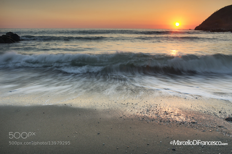 Photograph Levanto sunset by Marcello Di Francesco on 500px