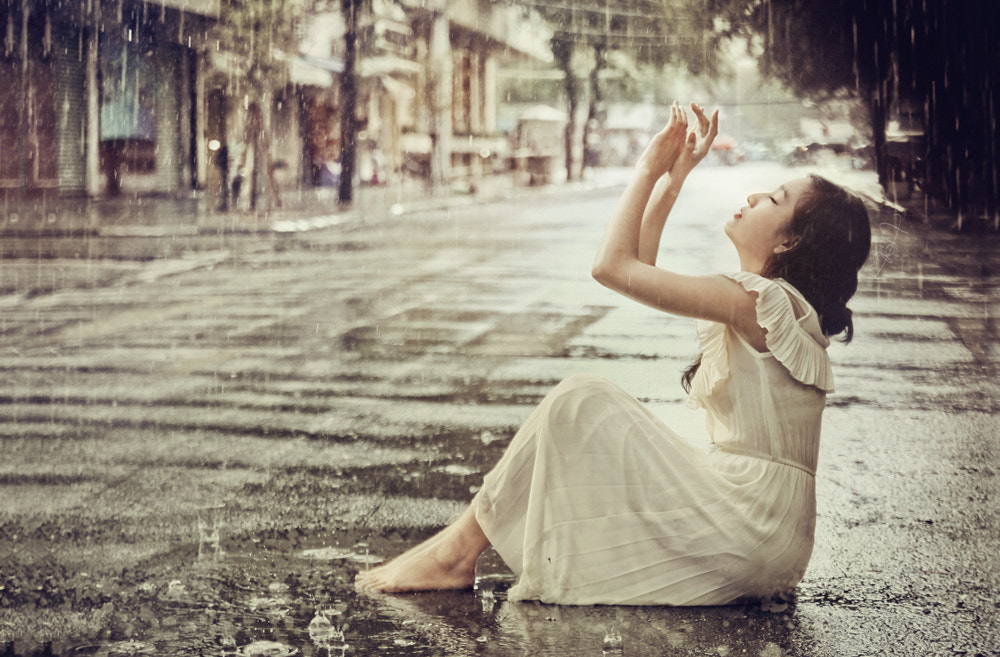 Photograph In.the.rain by Ta KiDu on 500px