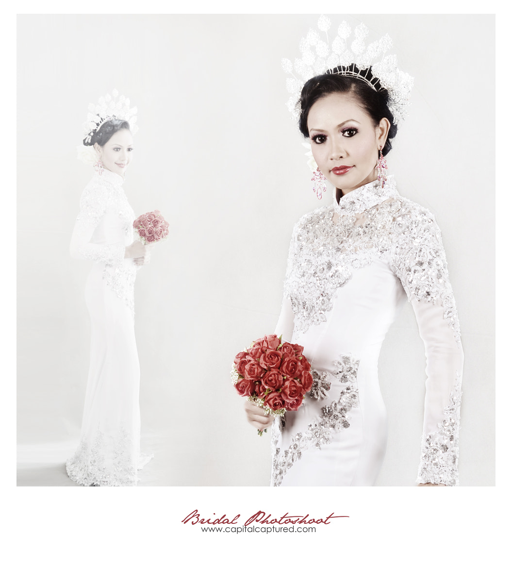 Photograph Bridal Photoshoot by Capital Captured on 500px