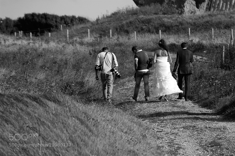 Photograph The Bride by Hugo Nicolas on 500px