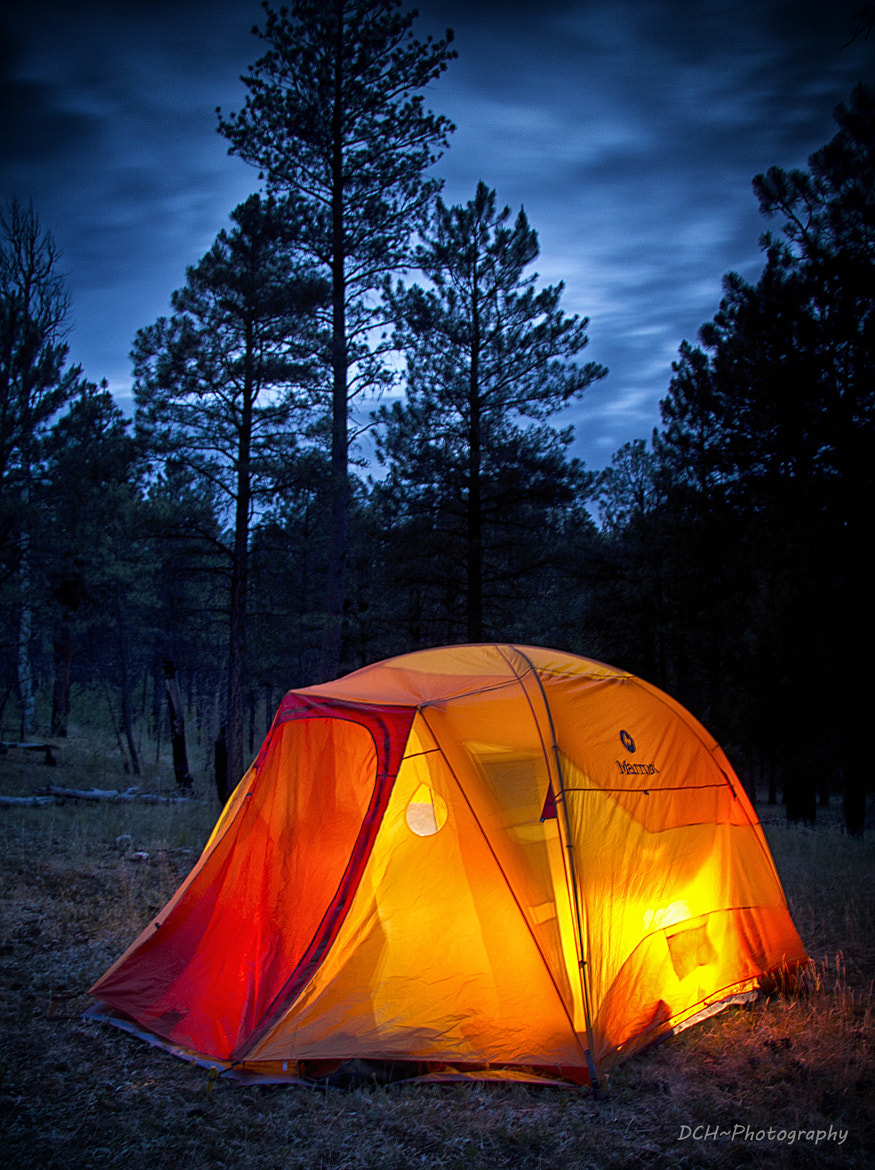 Photograph North Rim Happy Campers by Dan Hansen on 500px