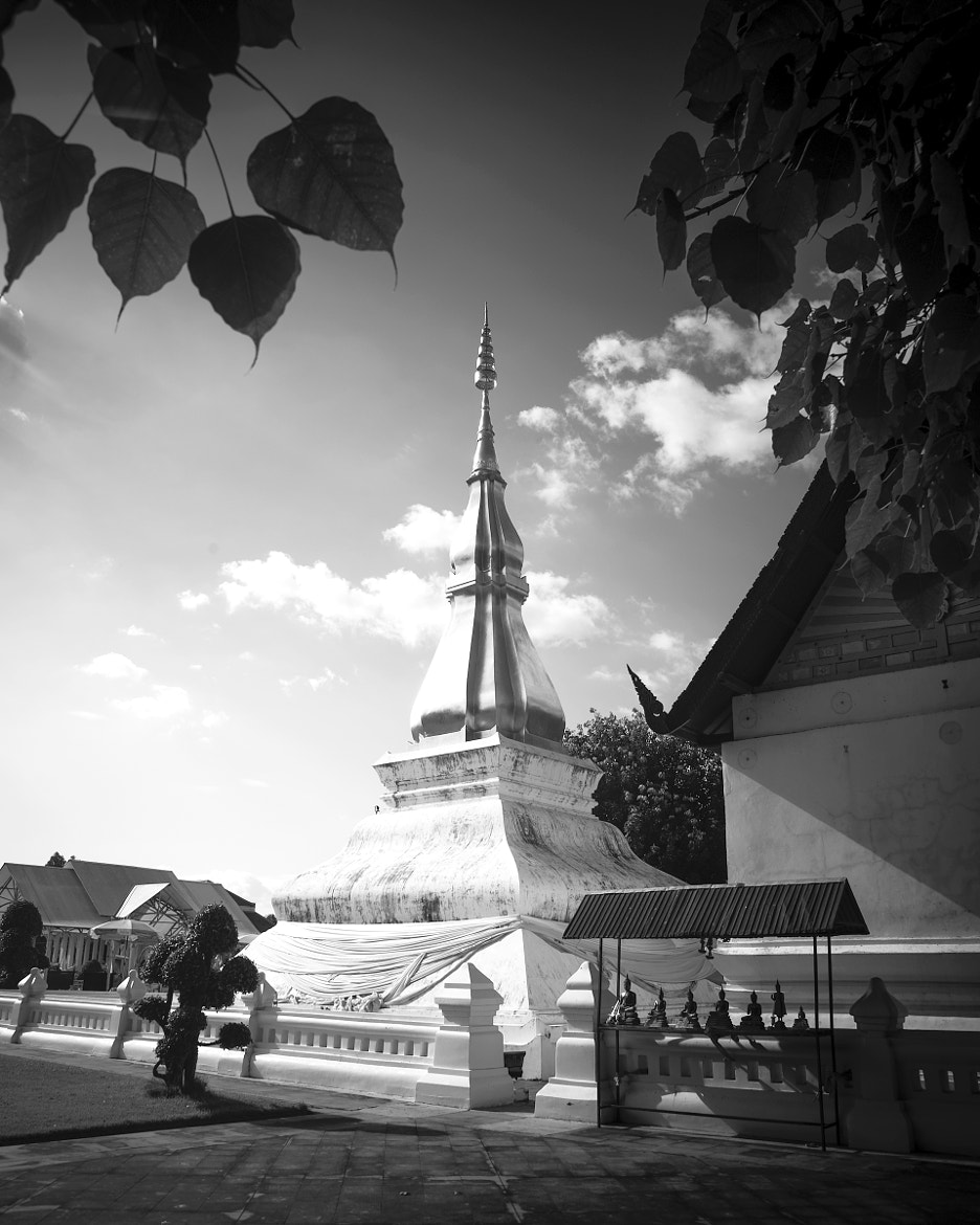 Photograph stupa 02 by Kritsana Pinaphang on 500px