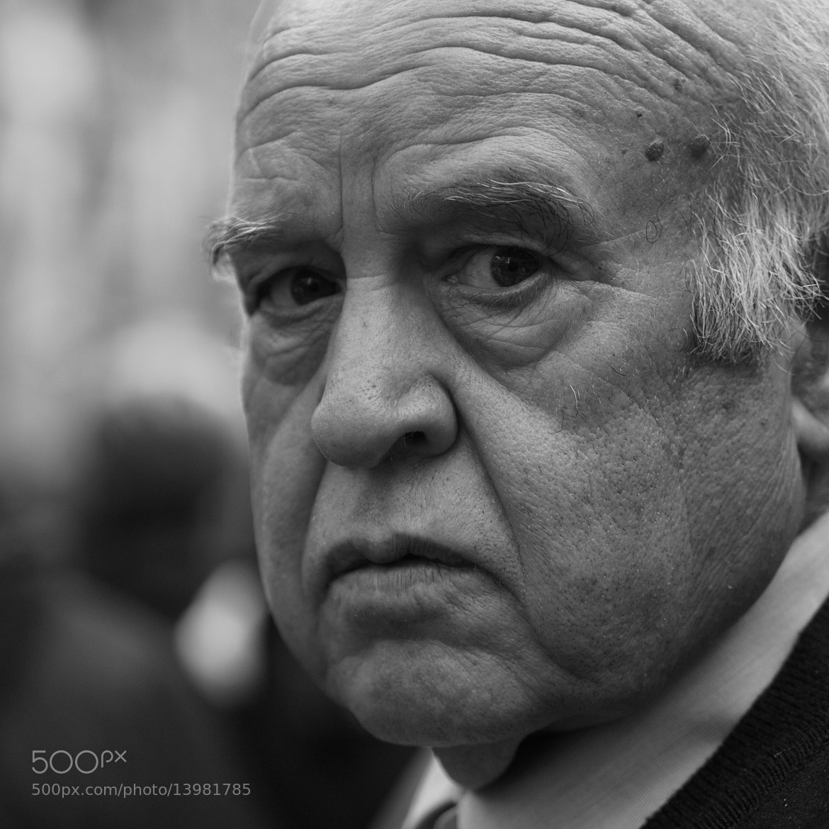 Photograph A serious man by Eduardo Páramo on 500px
