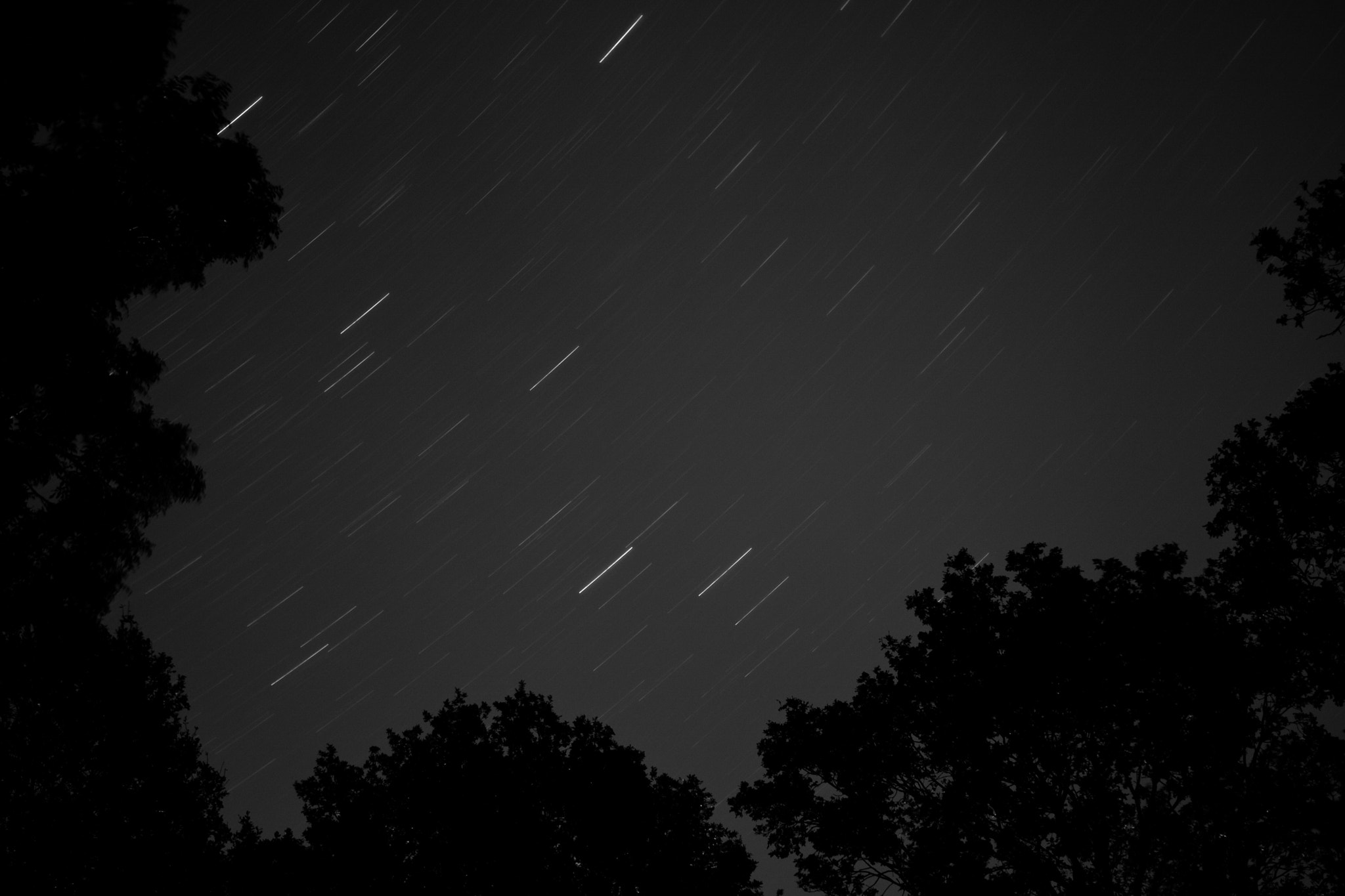 Photograph Stars by Simon Nickel on 500px
