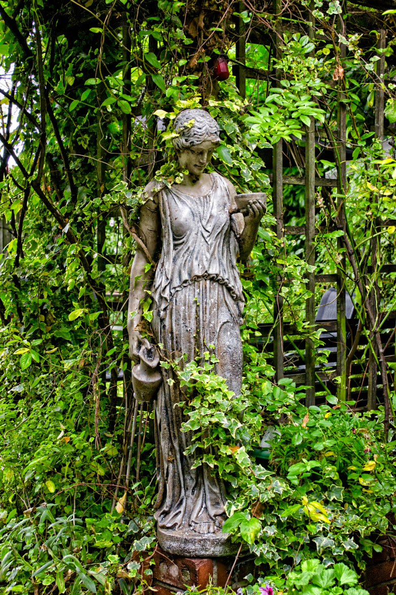 Photograph The Maid in The Garden by Paul Langley on 500px