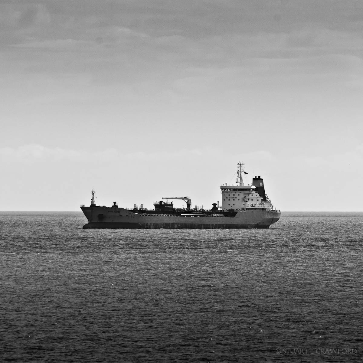 Photograph Tanker by Stuart Crawford on 500px