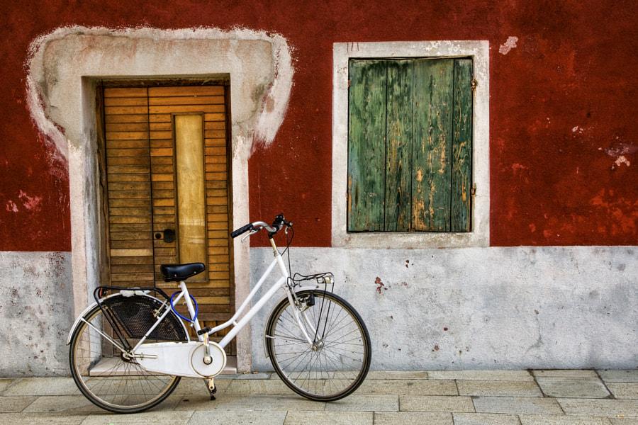 Burano bicycle