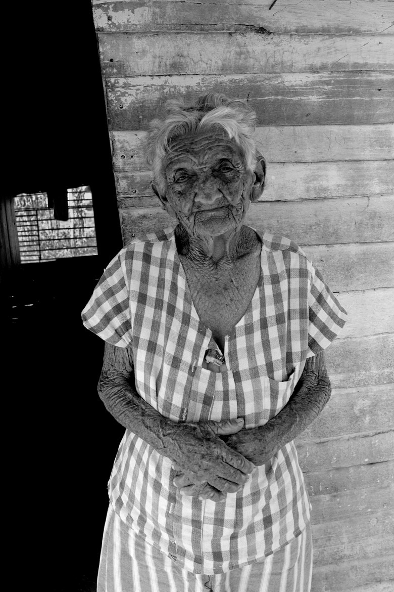 Photograph Old Cuban Lady by Gary Dixon on 500px