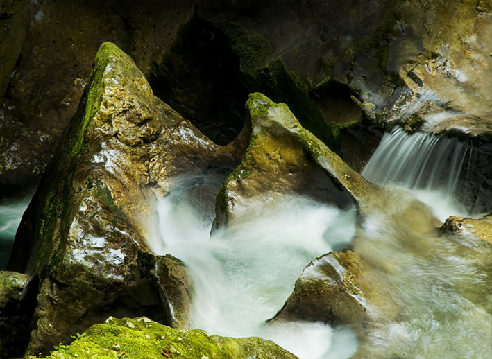 Photograph Mostnica gorge by Nicola Tomasi on 500px