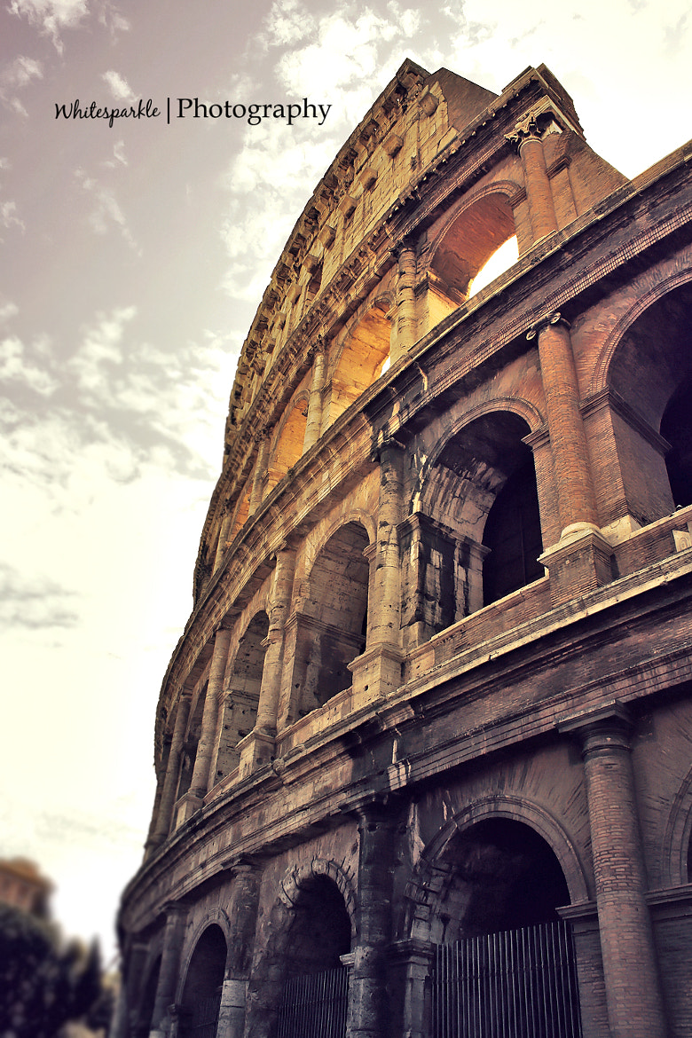 Photograph Coliseo Romano by Kiara Torres on 500px