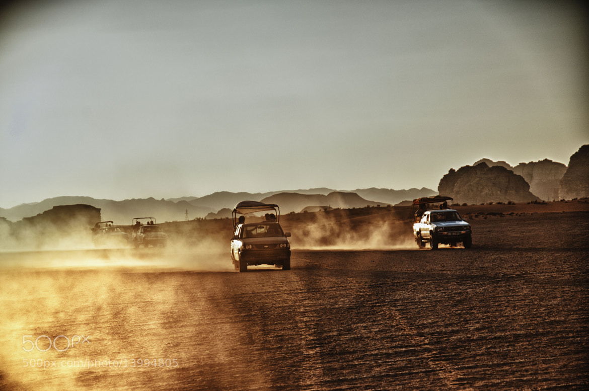 Photograph Jeep Safari by Ruud Pothuizen on 500px